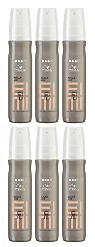 Wella EIMI Sugar Lift 6 x 150 ml Styling Volume Zuckerspray für voluminöse Textur Professionals