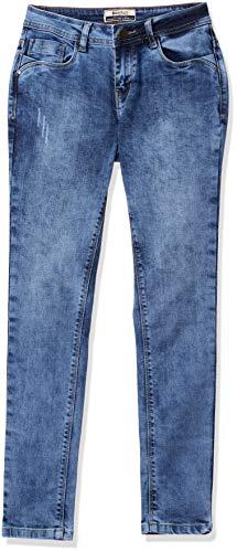 EASYBUY Women's Carrot Skinny Jeans