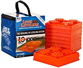 Tri-Lynx 00015 Lynx Levelers - 10 Pack , Orange