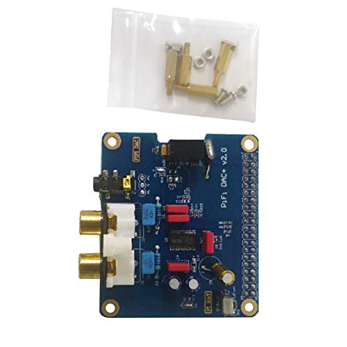 Cobeky for RASPBERRY HIFI DAC Sound Card I2S Interface Pifi DAC Pcm5122 Chip Decoder Board
