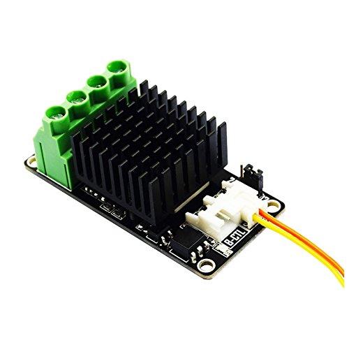 Elle – 39 g mini-verwarmingsbed Mos High Power MOSFET uitbreidingsmodule met PWM-signaalkabel voor 3D-printer