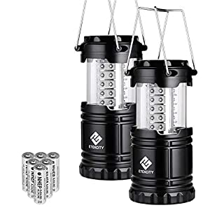 Etekcity Lantern Camping Lantern Battery Powered Lights