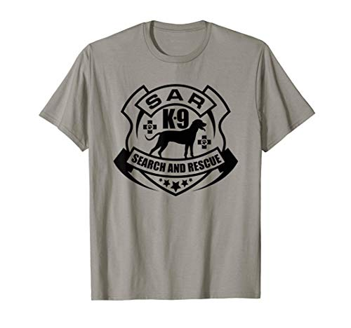 SAR K-9 Search and Rescue T-Shirt