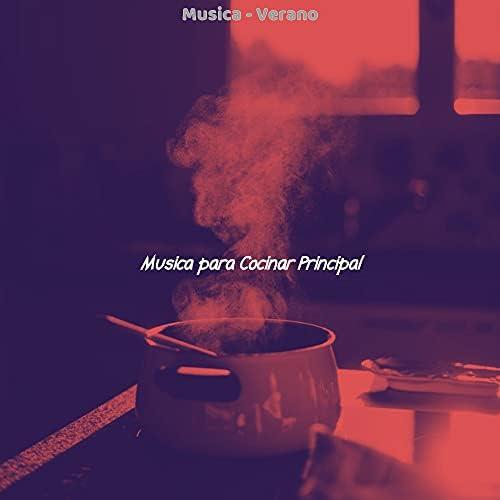 Musica para Cocinar Principal
