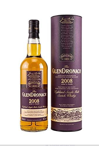 The GlenDronach The GlenDronach 11 Years Old Pedro Ximenez Casks 2008 46% Vol. 0,7l in Giftbox - 700 ml