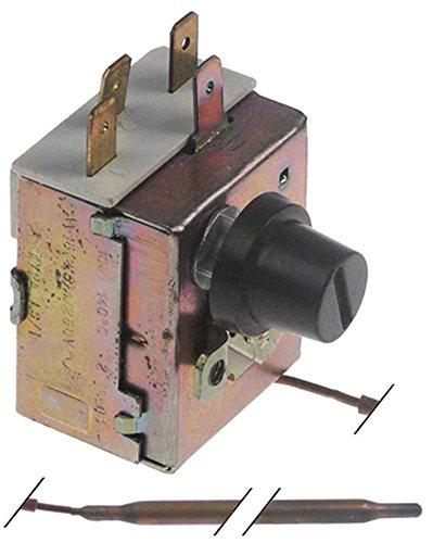 IMIT Sicherheitsthermostat für Spülmaschine Multi S500+ 1-polig Fühler ø 5x125mm 1CO 140°C Kapillarrohrlänge 1000mm 900mm