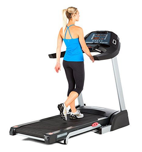 3G Cardio Pro Runner Folding Treadmill