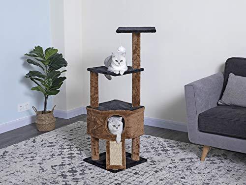 Go Pet Club F707 46quot Kitten TreeBrown
