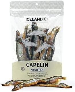 Icelandic+ Capelin Whole Fish Dog Treat 2.5-oz Bag