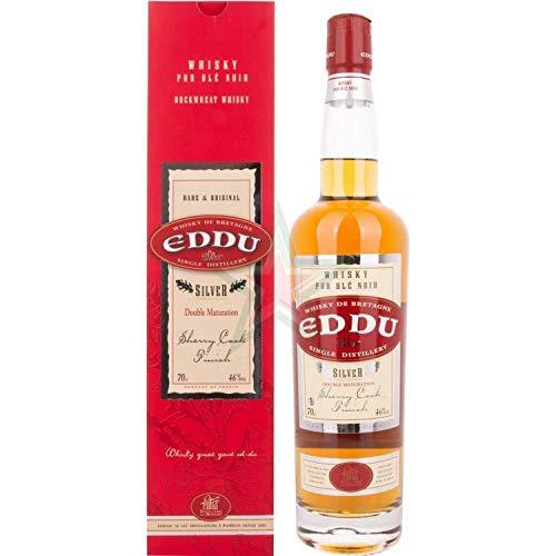 Eddu SILVER Pur Blé Noir Whisky Sherry Cask Finish 46,00% 0,70 Liter