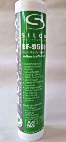Silco EF9500 High Performance New products world's highest quality popular Hybrid Sealant Adhesive free Silicone