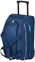 Safari ARC Polyester 55 cms Blue Travel Duffle (ARC55RLBLU),Safari,ARC55RLBLU