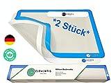 ELEMENTIS Silikon Backmatte BPA frei- Dauerbackfolie für Backofen