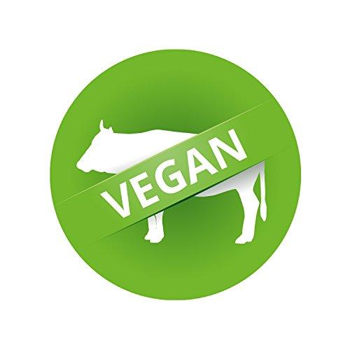 Greenfood Multivitamin + Mineralien, Komplettversorgung, 120 Vegi-Kapseln – ohne künstliche Zusätze, vegan - 4