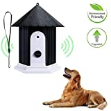 MANMEI Anti Barking Device, Super Ultrasonic Anti Dog Bark Controller, Hidden...