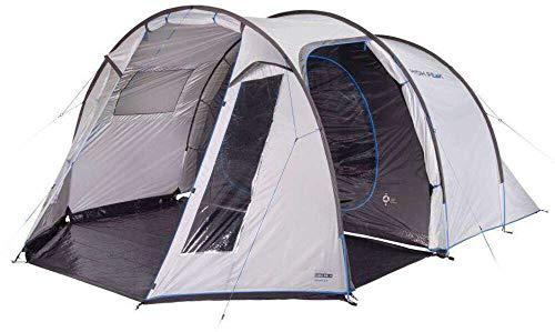 High Peak Ancona 5.0 Zelt Nimbus Grey 2020 Camping-Zelt