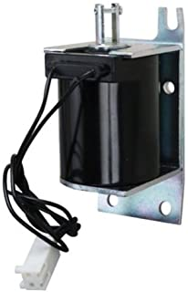 WR62X10055 Refrigerator Ice Dispenser Solenoid Replacement for Hotpoint, GE
