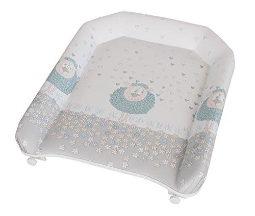Geuther Plan à Langer à fixer sur lit avec matelas motif: Mouton