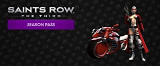 Saints Row: The Third - Season Pass DLC [Online Game Code] (B0065P6OAO) | Amazon price tracker / tracking, Amazon price history charts, Amazon price watches, Amazon price drop alerts