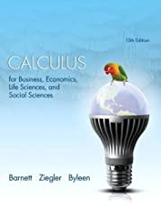 Image of Calculus for Business. Brand catalog list of Pearson.