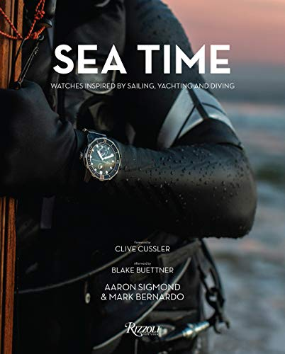 Price comparison product image Sea Time: Watches Inspired by Sailing,  Yachting and Diving