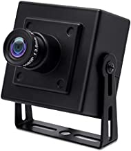 SVPRO Full HD 1080P Low Light Camera USB Camera with Aluminum Case,Sony IMX322 Sensor Mini USB Web Camera 2MP H.264 USB Webcam Built-in Digital Micphone for PC or Embedded Project