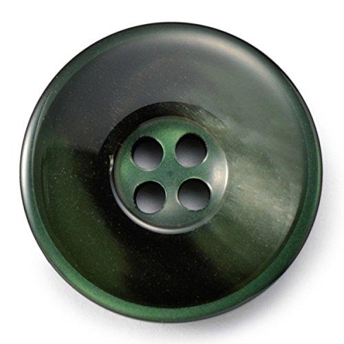 水牛カイザー(COLOR.65) 20mm スーツジャケット高級ボタン