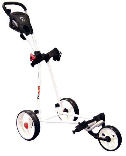 LONGRIDGE Golf Trolley Eze Glide Cruiser, weiß, one Size