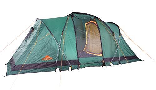 ALEXIKA Camping Zelt INDIANA 4, grün, 9165.4401