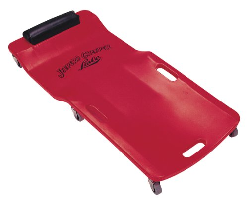Lisle 92102 Red Plastic Creeper
