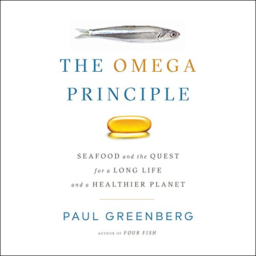 The Omega Principle Audiobook By Paul Greenberg cover art