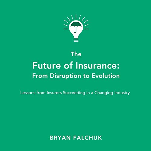 The Future of Insurance  By  cover art