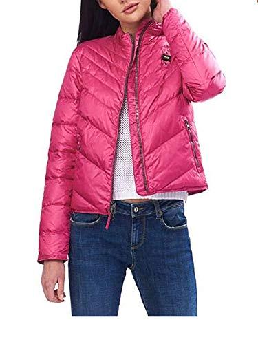 Blauer Piumino Corto Leggero Donna Modello Barlet Rosa Shocking S