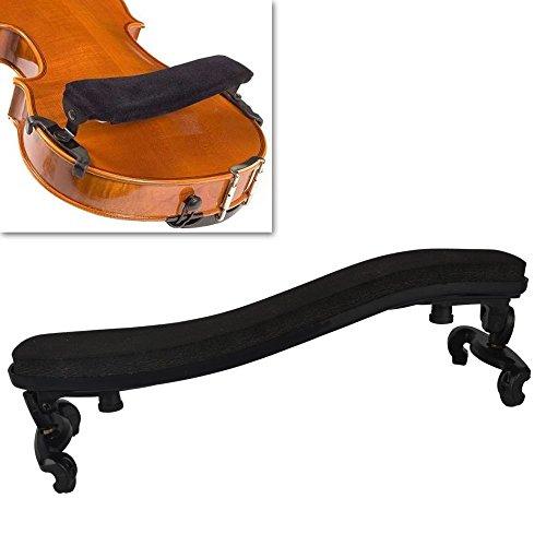 Racksoy Geige Schulterstütze aus Kunststoff EVA Gepolsterter für 3/4 & 4/4 Geige Violin