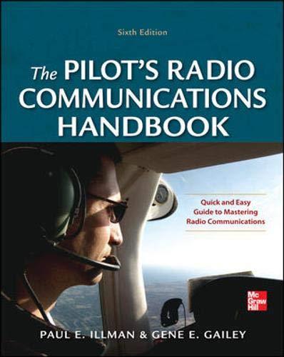 Pilot\'s Radio Communications Handbook Sixth Edition
