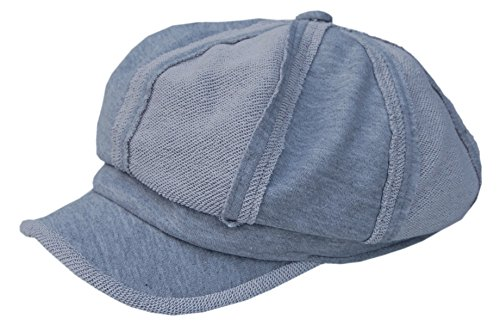 Cool4 XXL patchwork badstof ballonmuts unisex Bakerboy muts chemo cap Vintage A21
