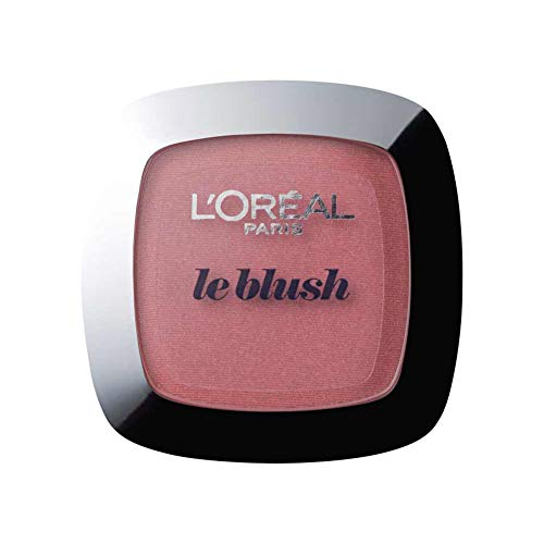 L'Oréal Paris Rouge Perfect Match Le Blush, 120 Sandalwood Pink / Dezent-matter Blush für einen...