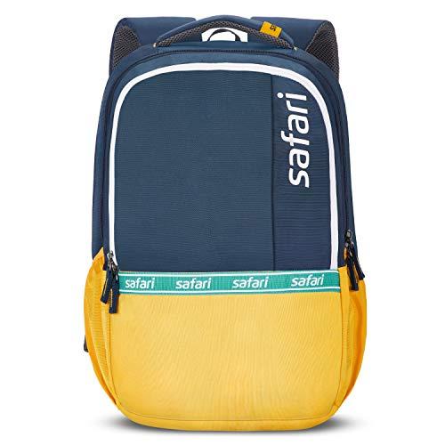 Safari 28 Ltrs Blue School/College Casual Backpack (BAND19CBBLU)