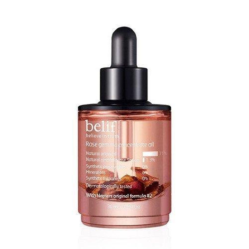 belif Belif rose gemma concentrer l'huile 30ml