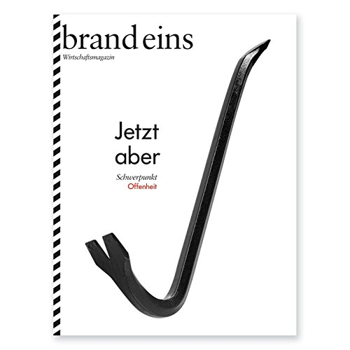 brand eins audio: Offenheit audiobook cover art