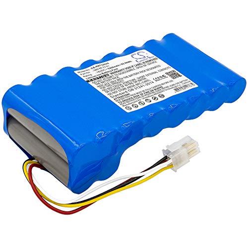 TECHTEK batería sustituye 580 68 33-01, para 580 68 33-02, para 580 68 33-03, para 588 14 64-01, para 589 58 52-01, para 589 58 52-02, para 589 58 57-01 Compatible con [Husqvarna] AM430X, AM440, AM55