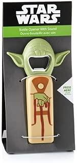 Hallmark Star Wars SHP4001 Yoda Bottle Opener with Sound