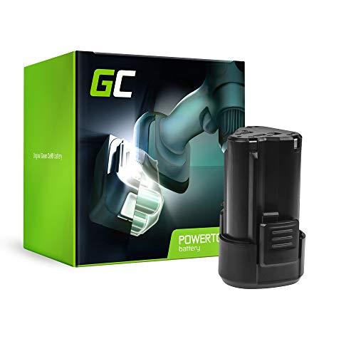 GC® (2Ah 12V Li-Ion Panasonic cellen) Accu Batterij Vervangend batterijpakket voor Rockwell RK2515K2 Elektrisch gereedschap