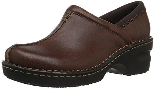 EASTLAND Shoes Kelsey, BROWN, 9 W