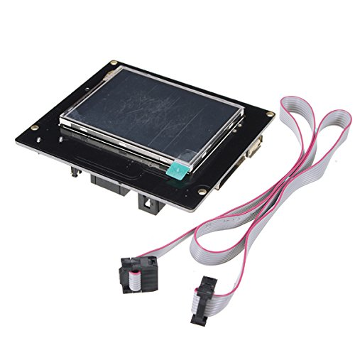 ILS - 2.8 inch MKS TFT28 V1.2 Full Color Touch Screen Support WIFI app voor 3D-printer RepRap.