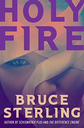 Holy Fire (English Edition)