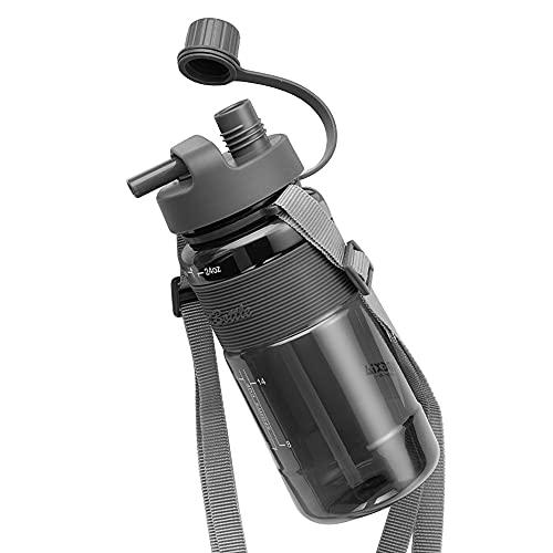 MY99 USHOMI Sport-Trinkflasche mit...