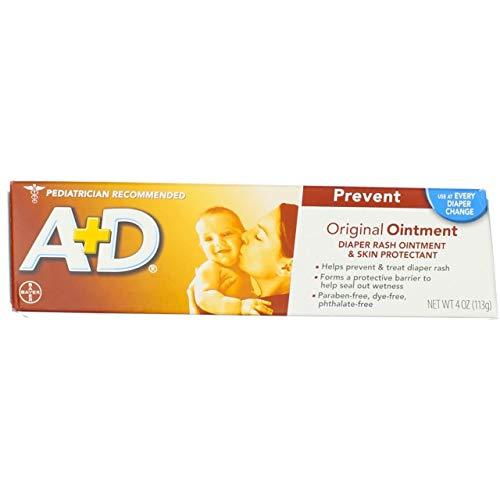 A+D Original Ointment, 4 Ounce