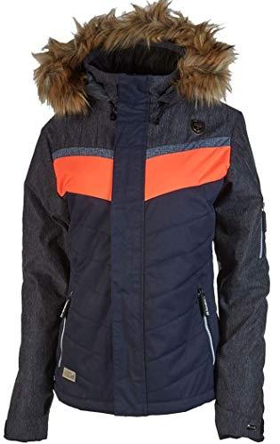 Rehall Darcy-R Snowjacket Womens Damen-Skijacke 50324 Navy Gr. M