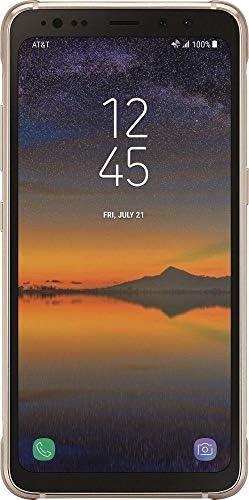 Samsung Galaxy S8 Active, 64GB, Titanium Gold – For GSM (Renewed)